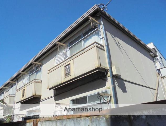 東京都杉並区、阿佐ケ谷駅徒歩8分の築33年 2階建の賃貸マンション