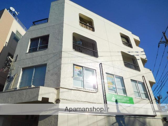 東京都杉並区、阿佐ケ谷駅徒歩14分の築41年 4階建の賃貸マンション