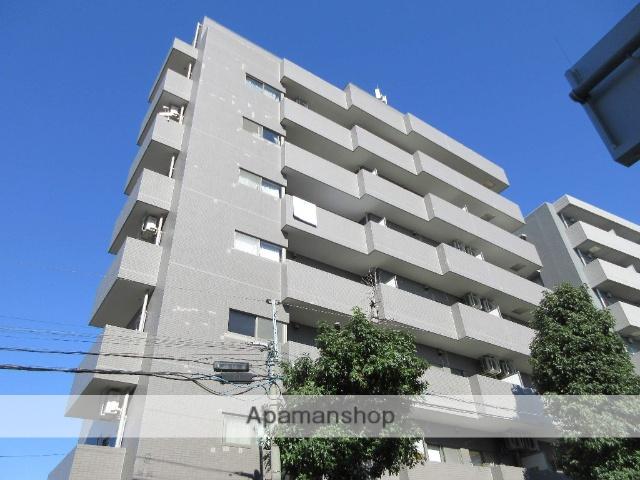 東京都中野区、都立家政駅徒歩7分の築20年 8階建の賃貸マンション