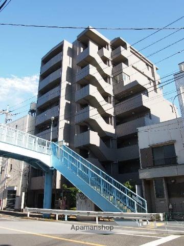 東京都中野区、中村橋駅徒歩17分の築13年 8階建の賃貸マンション