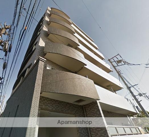 東京都中野区、富士見台駅徒歩14分の築6年 6階建の賃貸マンション