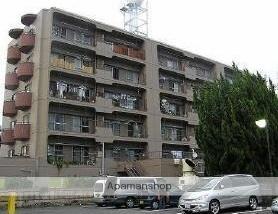 東京都中野区、中村橋駅徒歩16分の築37年 6階建の賃貸マンション