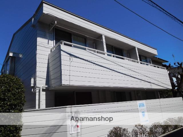 東京都杉並区、阿佐ケ谷駅徒歩9分の築28年 2階建の賃貸アパート