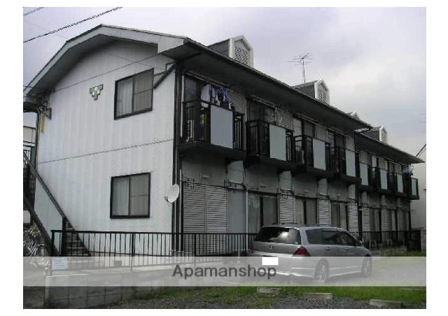 東京都練馬区、野方駅徒歩17分の築23年 2階建の賃貸アパート