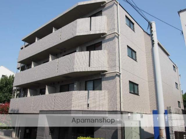 東京都中野区、都立家政駅徒歩15分の築8年 4階建の賃貸マンション