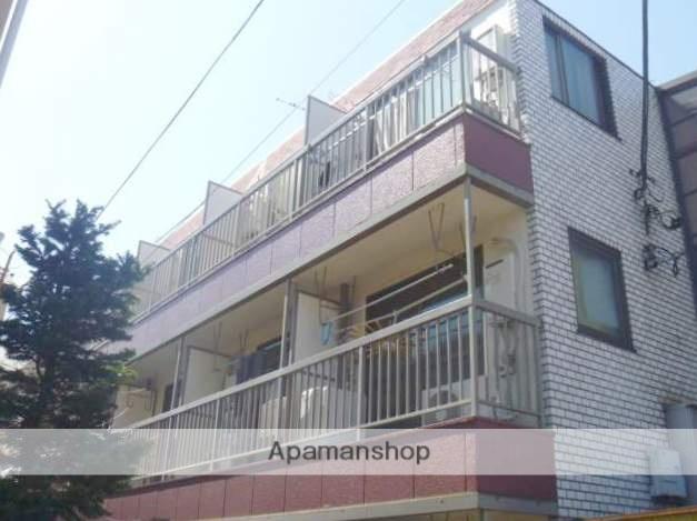 東京都杉並区、阿佐ケ谷駅徒歩11分の築19年 2階建の賃貸アパート