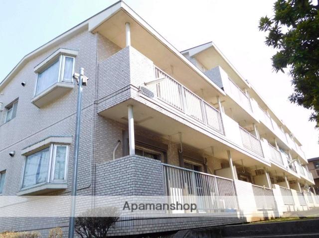 東京都杉並区、都立家政駅徒歩20分の築30年 3階建の賃貸マンション