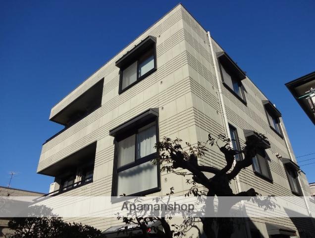 東京都中野区、阿佐ケ谷駅徒歩15分の築17年 3階建の賃貸マンション