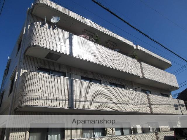 東京都杉並区、阿佐ケ谷駅徒歩13分の築27年 3階建の賃貸マンション