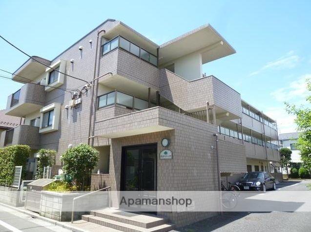 東京都杉並区、鷺ノ宮駅徒歩20分の築21年 3階建の賃貸マンション