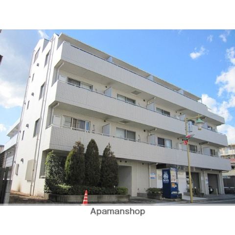 東京都杉並区、富士見台駅徒歩20分の築9年 5階建の賃貸マンション