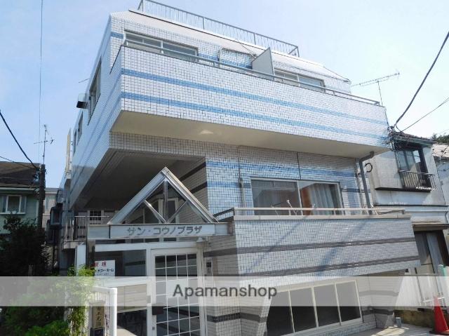 東京都杉並区、阿佐ケ谷駅徒歩5分の築28年 3階建の賃貸マンション