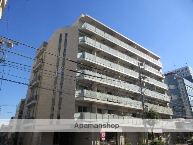 東京都杉並区、高円寺駅徒歩5分の築4年 7階建の賃貸マンション