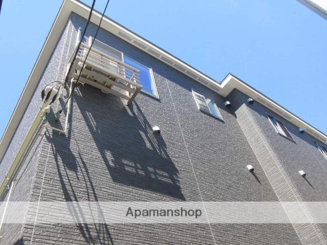 東京都杉並区、高円寺駅徒歩5分の築33年 2階建の賃貸アパート