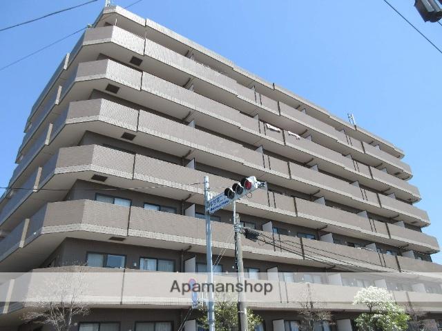 東京都練馬区、中村橋駅徒歩14分の築21年 7階建の賃貸マンション