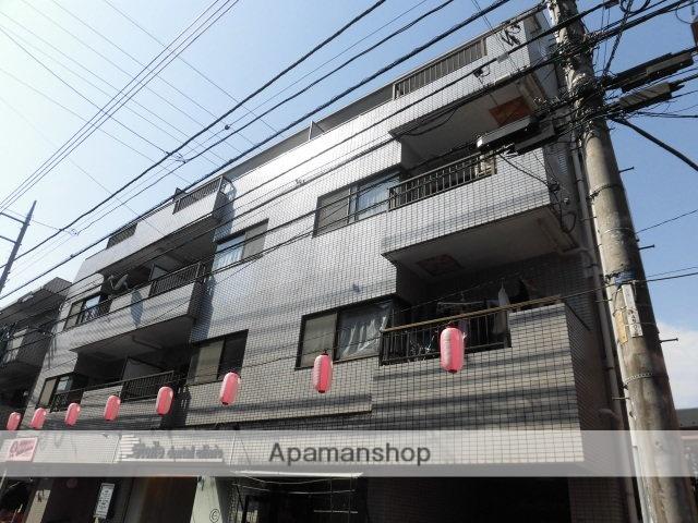 東京都杉並区、高円寺駅徒歩5分の築24年 4階建の賃貸マンション