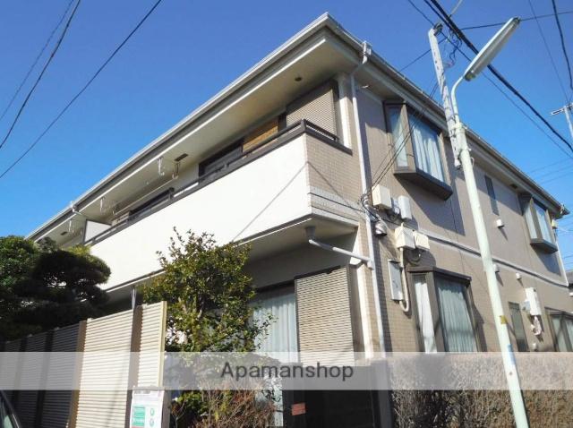 東京都杉並区、高円寺駅徒歩19分の築23年 2階建の賃貸アパート