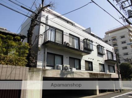 東京都杉並区、荻窪駅徒歩5分の築34年 3階建の賃貸マンション
