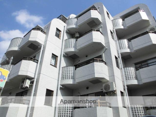 東京都杉並区、高円寺駅徒歩13分の築28年 5階建の賃貸マンション