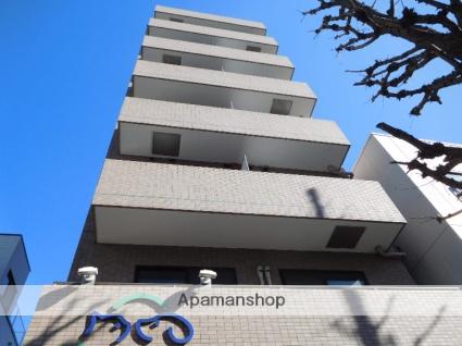 東京都杉並区、阿佐ケ谷駅徒歩8分の築16年 8階建の賃貸マンション