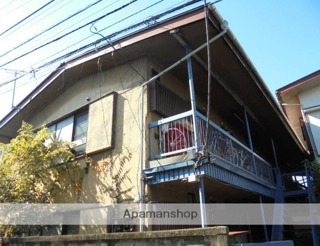 東京都杉並区、阿佐ケ谷駅徒歩8分の築37年 2階建の賃貸アパート
