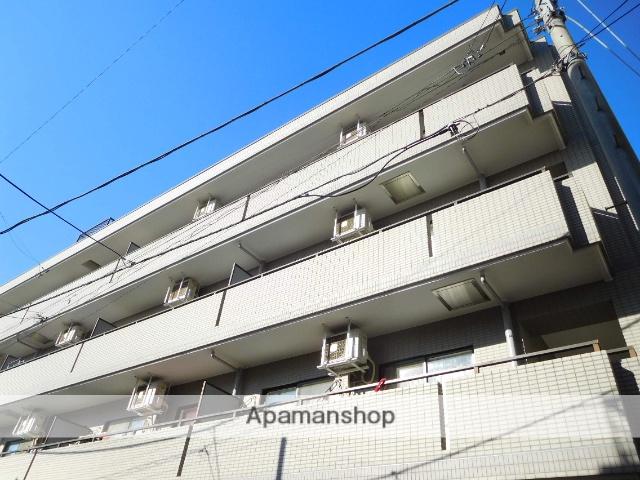 東京都杉並区、阿佐ケ谷駅徒歩10分の築24年 4階建の賃貸マンション