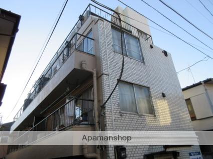 東京都杉並区、阿佐ケ谷駅徒歩12分の築27年 4階建の賃貸マンション