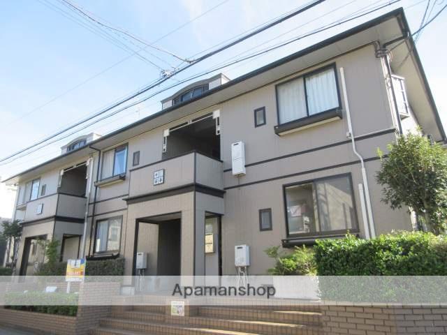東京都中野区、鷺ノ宮駅徒歩7分の築28年 2階建の賃貸アパート