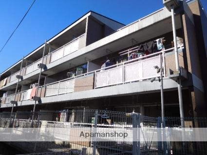 東京都杉並区、阿佐ケ谷駅徒歩18分の築22年 3階建の賃貸マンション