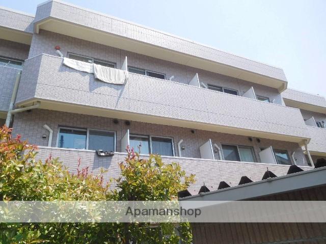東京都中野区、富士見台駅徒歩20分の築10年 3階建の賃貸マンション