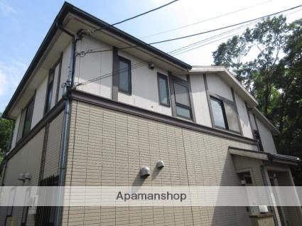 東京都杉並区、南阿佐ケ谷駅徒歩16分の築18年 2階建の賃貸テラスハウス