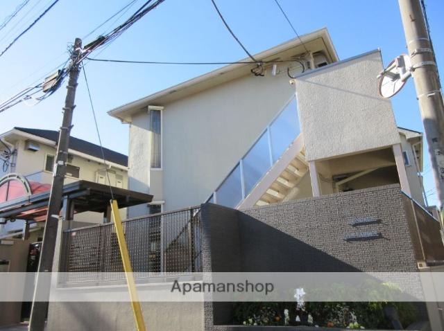 東京都杉並区、阿佐ケ谷駅徒歩12分の築4年 3階建の賃貸アパート