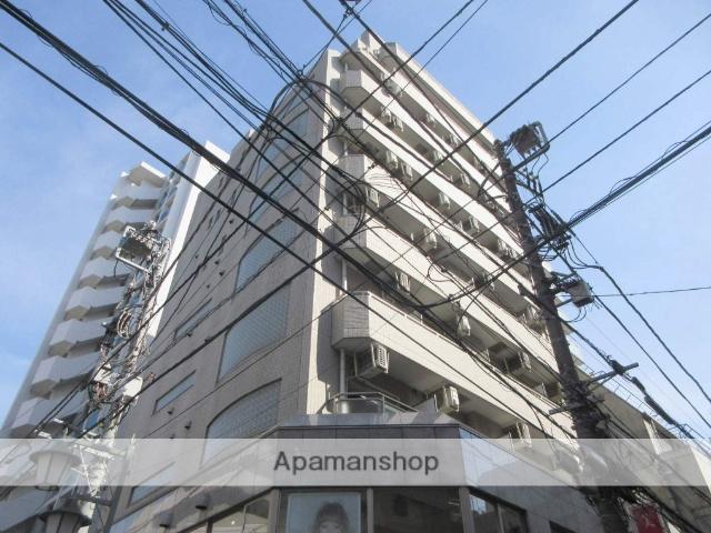 東京都杉並区、高円寺駅徒歩2分の築10年 10階建の賃貸マンション