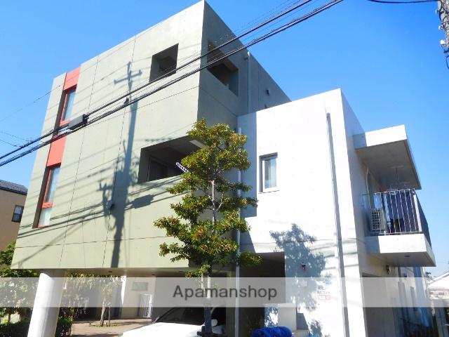 東京都杉並区、鷺ノ宮駅徒歩17分の築2年 3階建の賃貸マンション