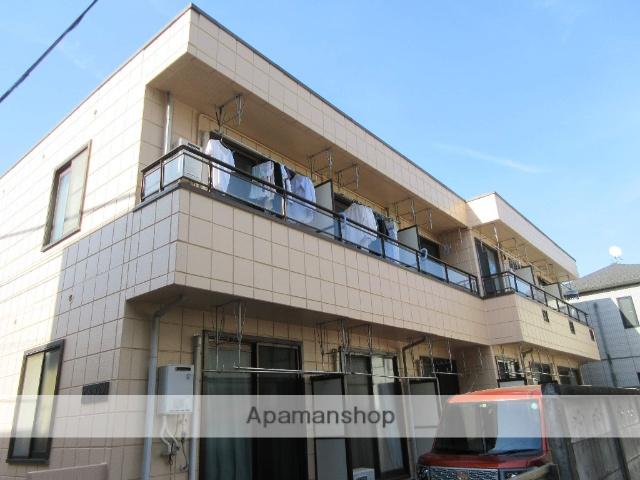 東京都杉並区、荻窪駅徒歩9分の築25年 2階建の賃貸マンション