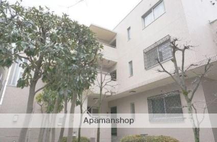 東京都杉並区、荻窪駅徒歩19分の築30年 3階建の賃貸マンション