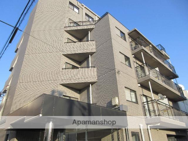 東京都杉並区、荻窪駅徒歩11分の築25年 6階建の賃貸マンション