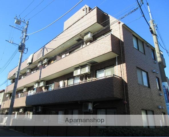 東京都杉並区、阿佐ケ谷駅徒歩16分の築16年 4階建の賃貸マンション