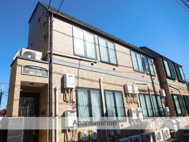 東京都杉並区、阿佐ケ谷駅徒歩7分の築2年 2階建の賃貸アパート