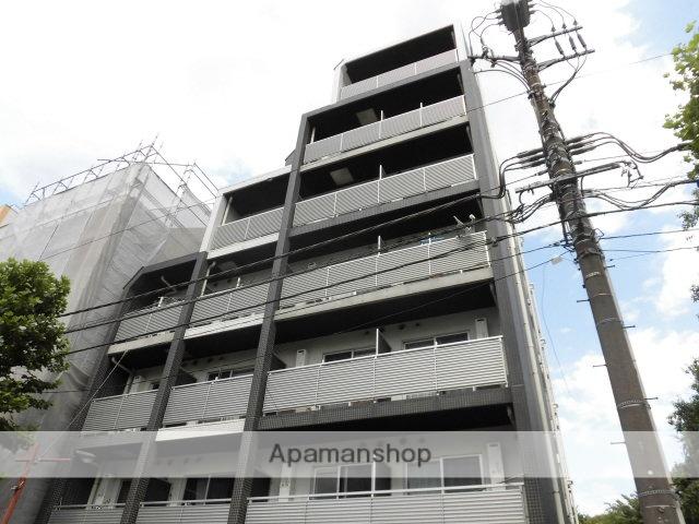 東京都杉並区、高円寺駅徒歩17分の築11年 7階建の賃貸マンション