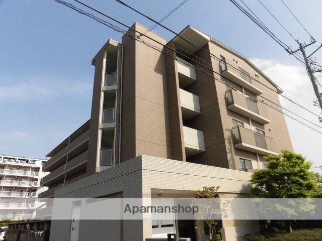 東京都杉並区、高円寺駅徒歩12分の築18年 5階建の賃貸マンション