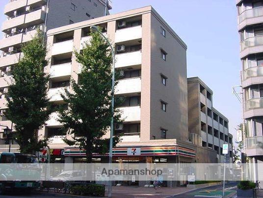 東京都中野区、新中野駅徒歩4分の築15年 6階建の賃貸マンション