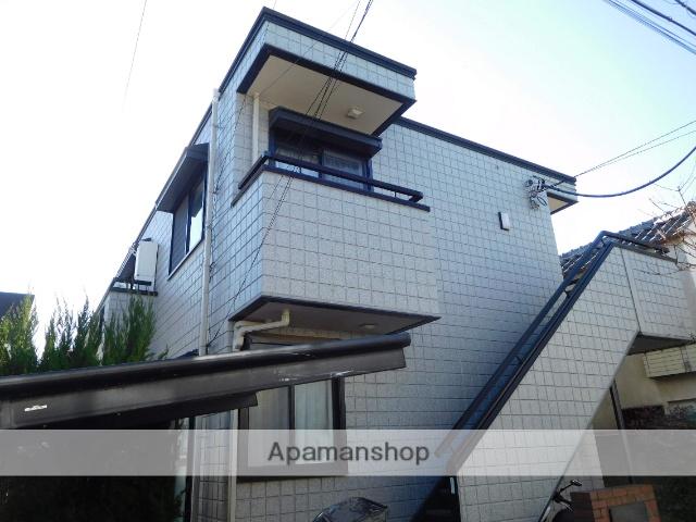 東京都杉並区、阿佐ケ谷駅徒歩15分の築17年 2階建の賃貸マンション