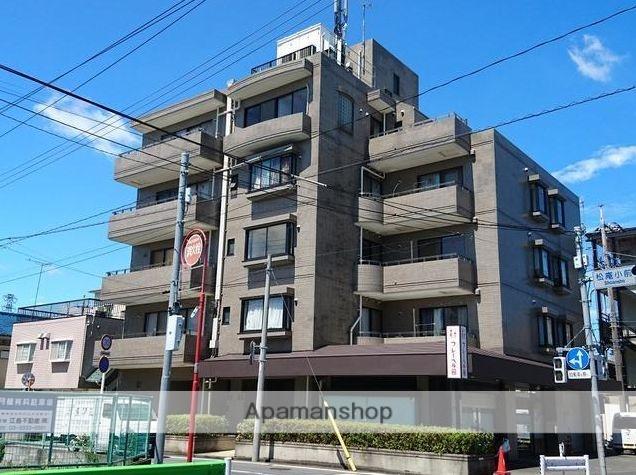 東京都武蔵野市、西荻窪駅徒歩9分の築28年 5階建の賃貸マンション