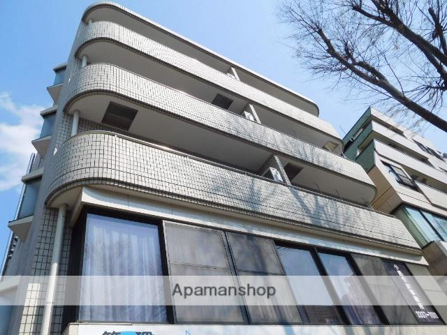東京都杉並区、高円寺駅徒歩19分の築28年 5階建の賃貸マンション