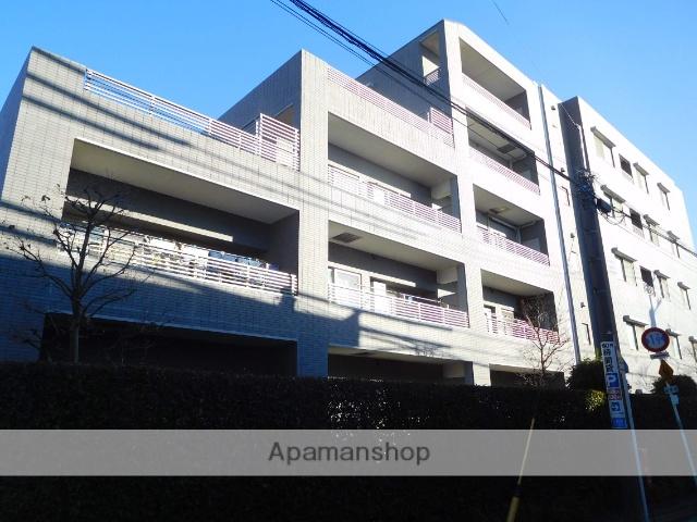 東京都中野区、鷺ノ宮駅徒歩6分の築17年 5階建の賃貸マンション