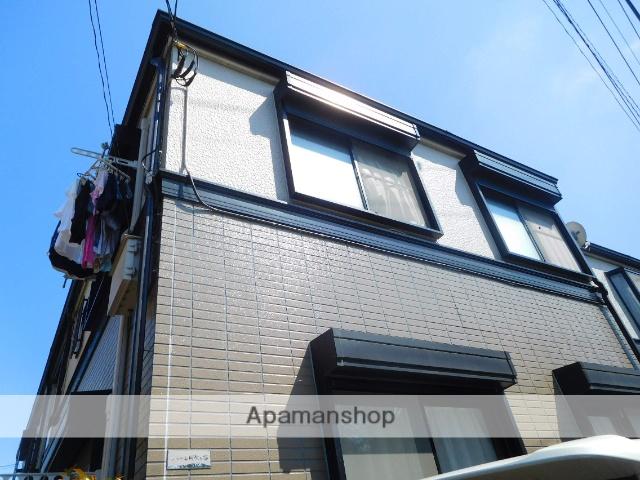 東京都杉並区、阿佐ケ谷駅徒歩9分の築19年 2階建の賃貸アパート