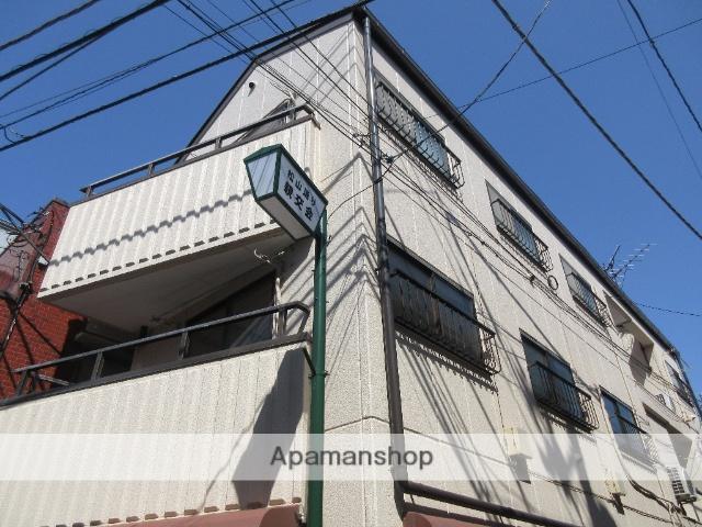 東京都杉並区、阿佐ケ谷駅徒歩13分の築17年 3階建の賃貸マンション
