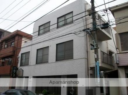東京都杉並区、鷺ノ宮駅徒歩18分の築32年 3階建の賃貸マンション