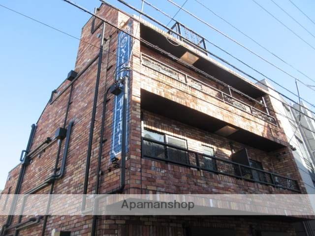 東京都中野区、阿佐ケ谷駅徒歩20分の築1年 4階建の賃貸マンション
